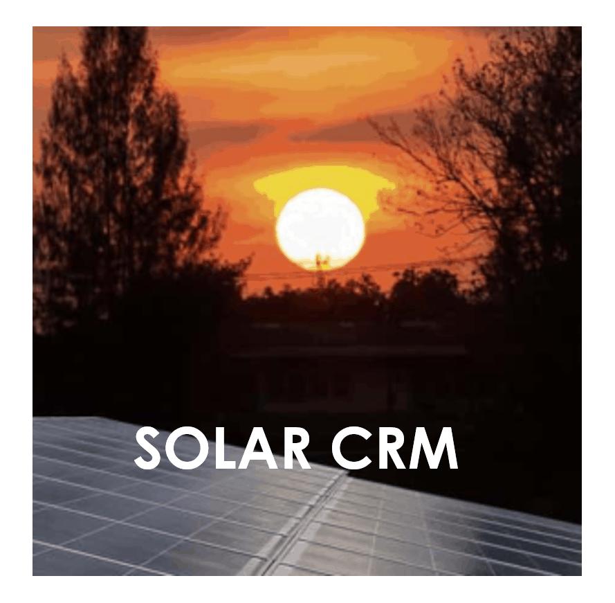 SolarCRM